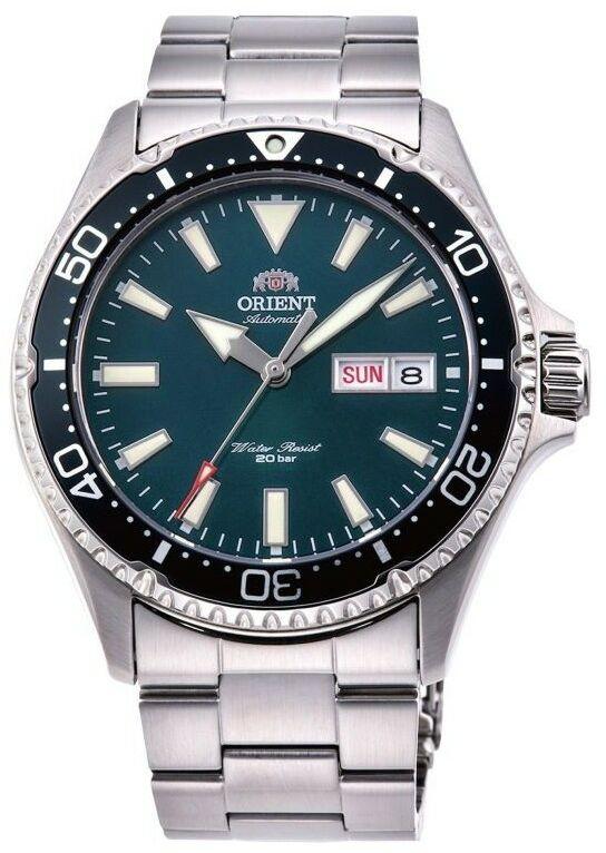Zegarek ORIENT Mako III RA-AA0004E19B