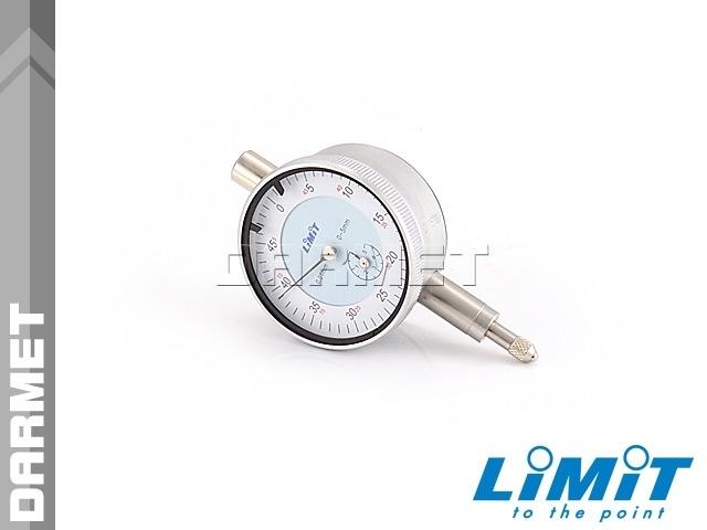 Czujnik zegarowy miniaturowy 0 - 5mm - Limit 103900106