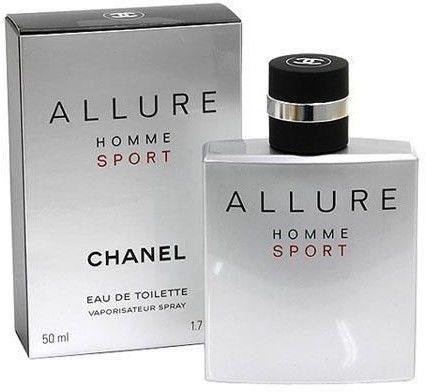 Chanel Allure Homme Sport woda toaletowa dla mężczyzn 100 ml
