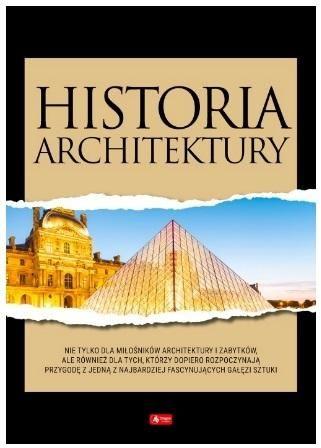 Historia architektury ZAKŁADKA DO KSIĄŻEK GRATIS DO KAŻDEGO ZAMÓWIENIA
