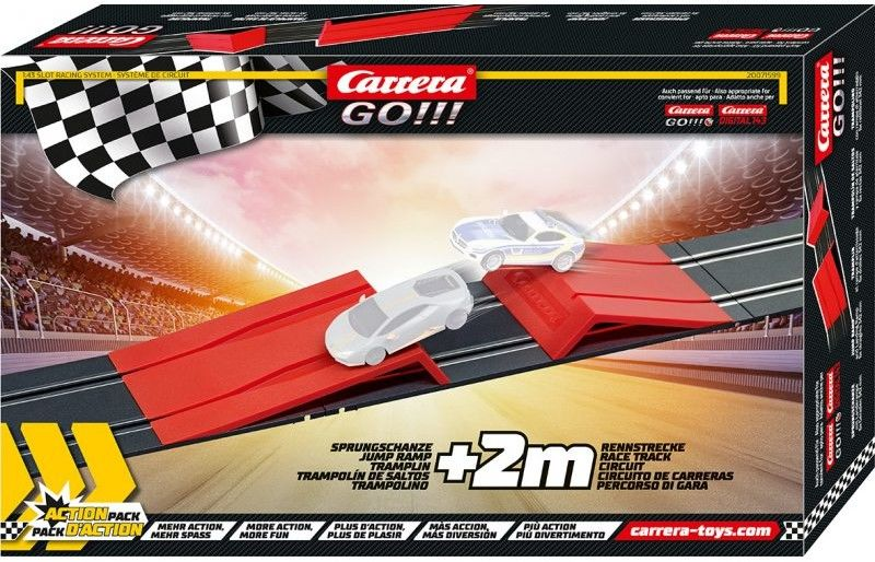 Carrera GO!!! - Action Pack Skocznia 71599