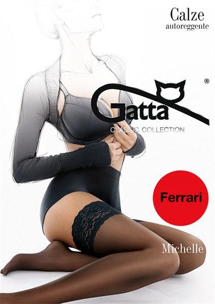 Gatta Michelle 01 - Ferrari Red Hold-Ups
