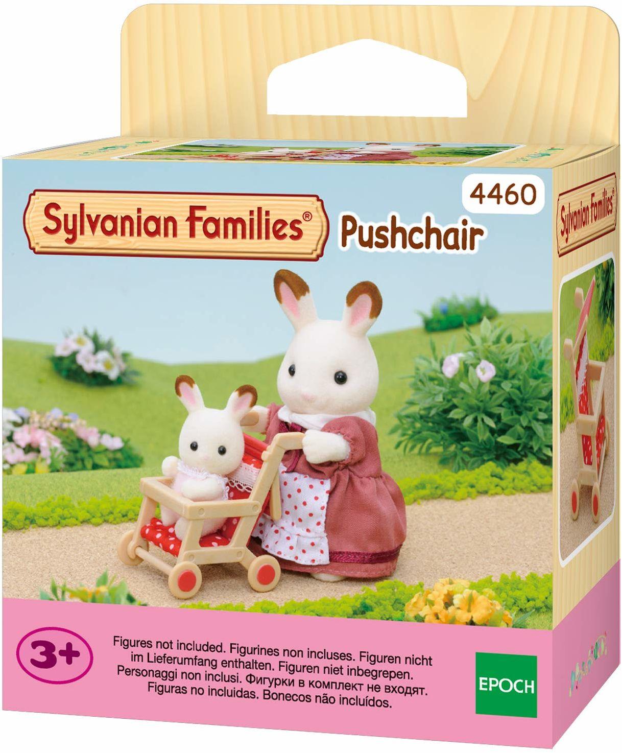 Sylvanian Families 4460 Wózek spacerowy
