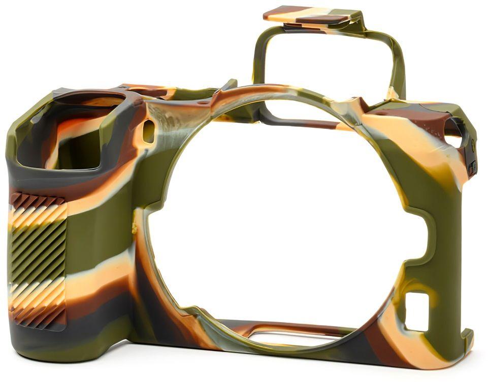 Osłona silikonowa easyCover do aparatów Nikon Z50 kamuflaż