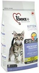 1st Choice Cat Kitten Growth 2X5,44kg