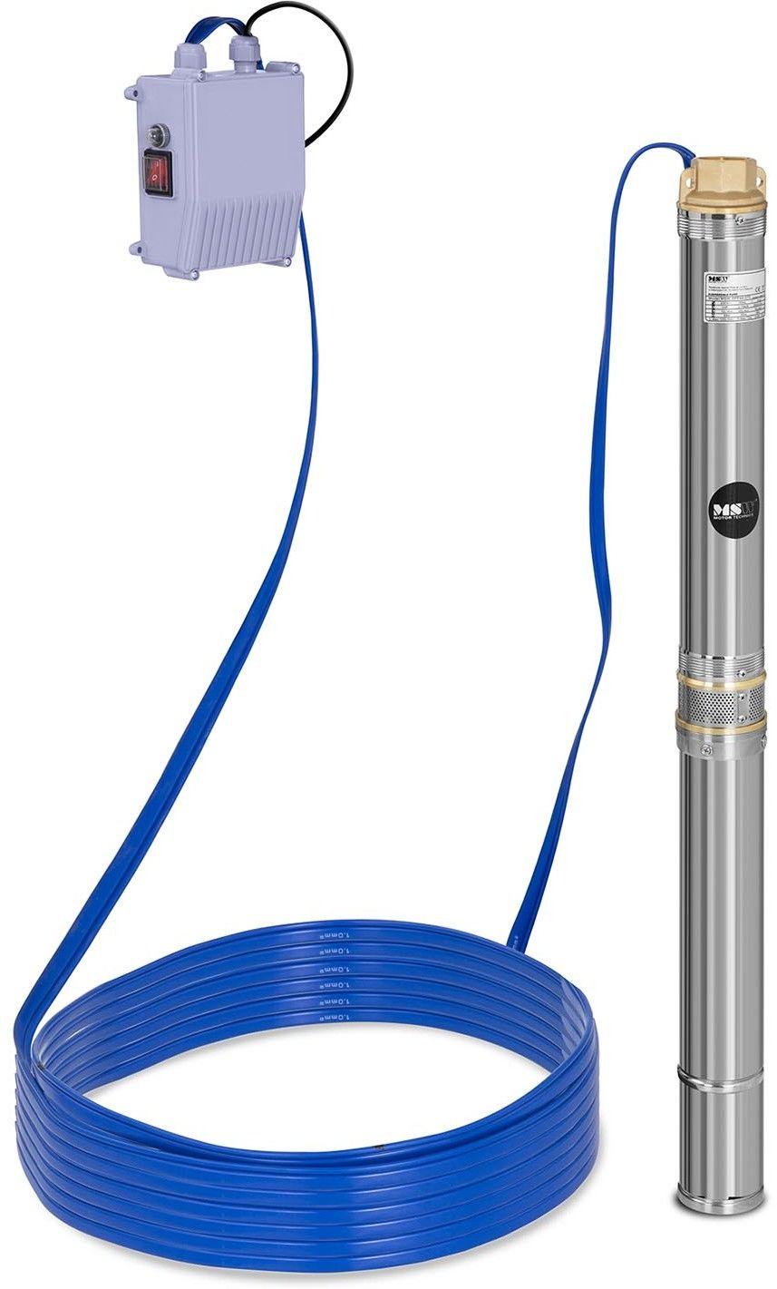 Pompa głębinowa - do 39 m - 370W - stal nierdzewna - MSW - MSW-SPP32-037 - 3 lata gwarancji/wysyłka w 24h