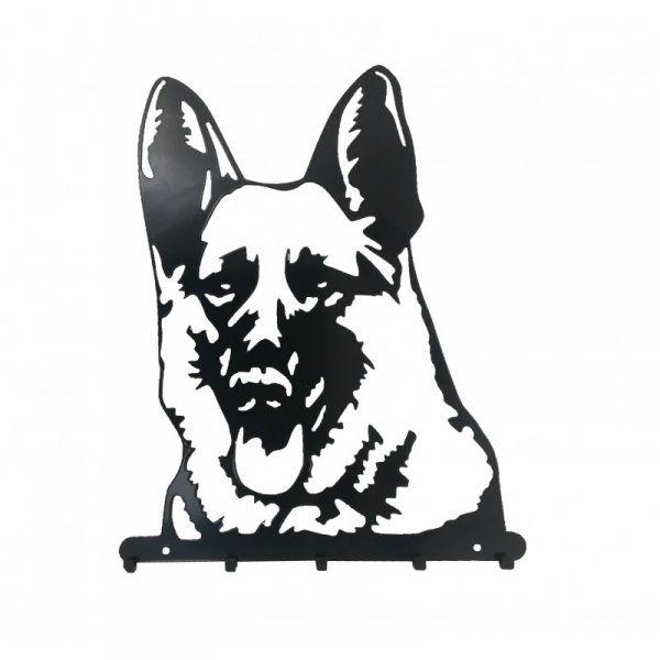 Wieszak ścienny - Pies