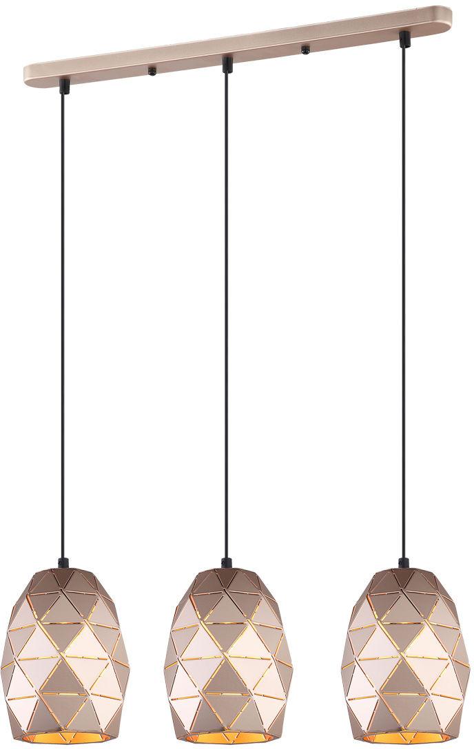 HARLEY MDM-3480/3 GD LAMPA WISZĄCA