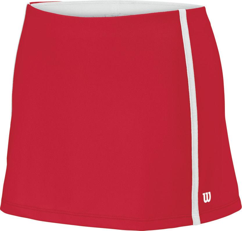 Wilosn G Team Skirt - red