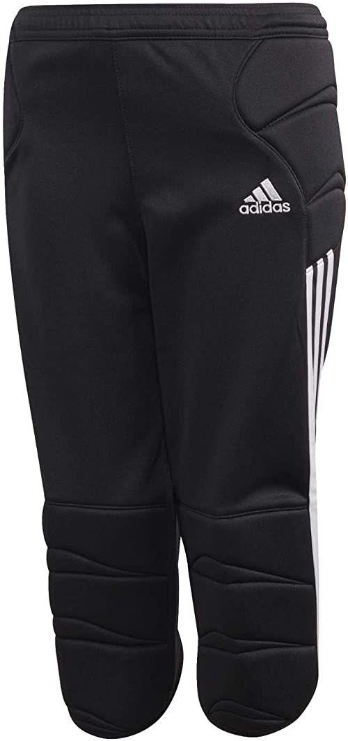 Adidas Kids Tierro bramkarz 3/4 spodnie, czarny, rozmiar 116