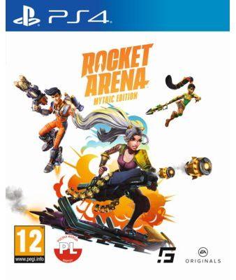 Gra PS4 Rocket Arena Edycja Mityczna