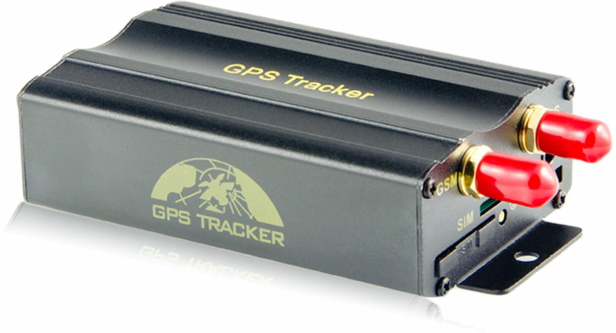 LOKALIZATOR GPS GSM ŚLEDZENIE WWW TRACKER TK103A +120M serwer