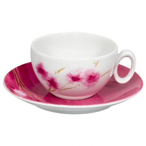 Filiżanka na herbatę ze spodkiem Arigato Vista Alegre