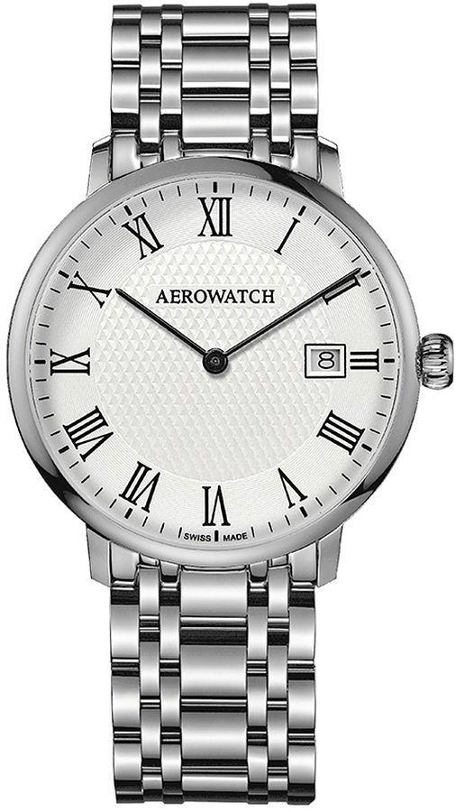 Aerowatch 21976-AA07-M > Wysyłka tego samego dnia Grawer 0zł Darmowa dostawa Kurierem/Inpost Darmowy zwrot przez 100 DNI