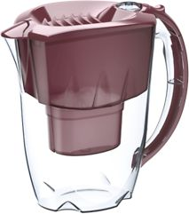 Aquaphor Amethyst dzbanek z filtrem 2,8 l wiśniowy