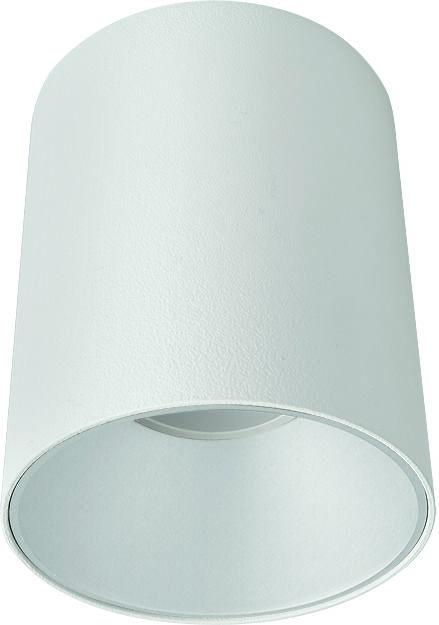 Plafon Eye Tone 8925 Nowodvorski Lighting biała oprawa w kształcie tuby