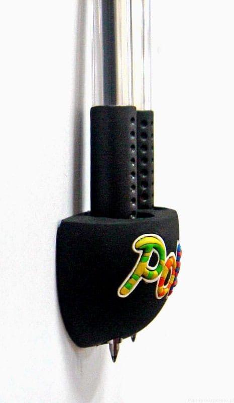 Gumowy magnes uchwyt na długopisy