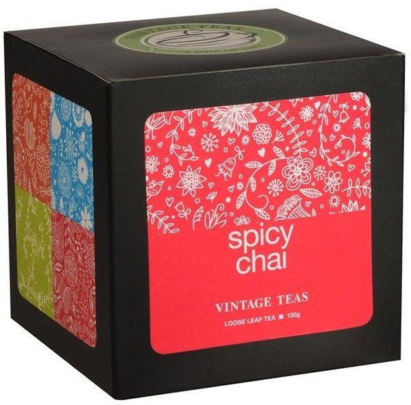 Ziołowa herbata Vintage Teas Chai Tea 100g