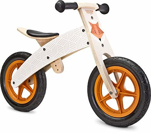 TOYZ TOYZ-0240 rowerek biegowy, beżowy