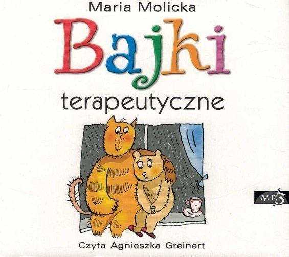 Bajki terapeutyczne - Maria Molicka - CD/MP3