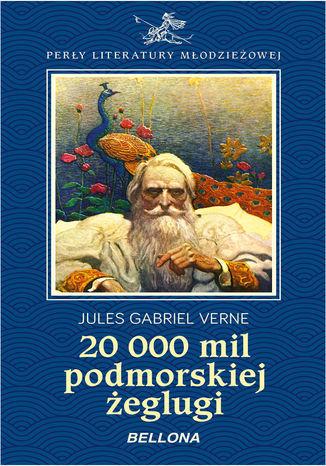20 000 mil podmorskiej żeglugi - Ebook.