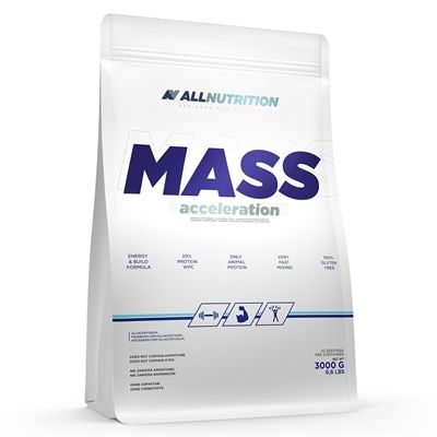 Mass Acceleration 3000g