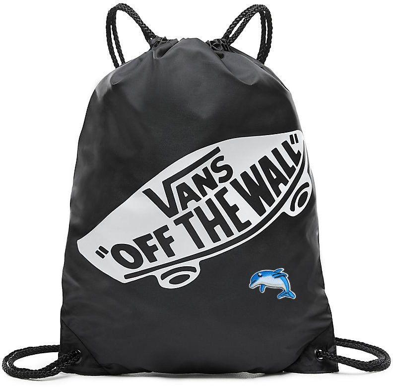 Worek szkolny Torba VANS Benched Bag Custom Dolphin - VN000SUF158