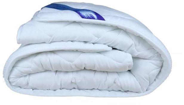 Kołdra 180x200 cm antyalergiczna premium biała