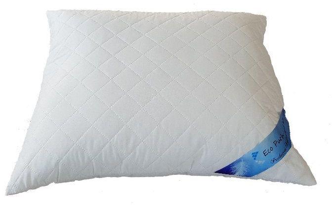Poduszka 40x40 cm antyalergiczna premium biała