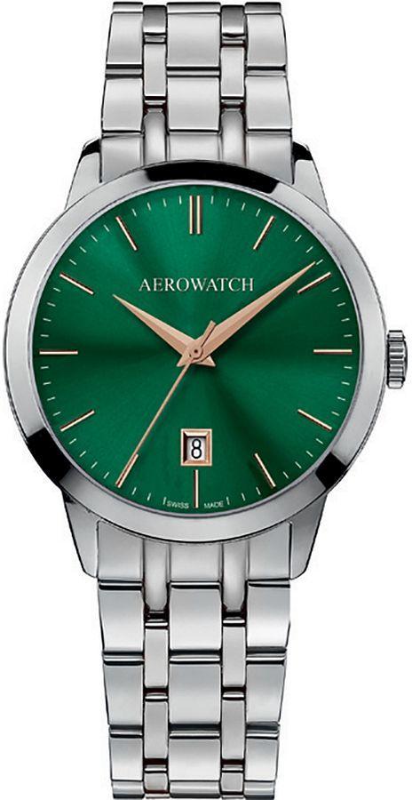 Aerowatch 42972-AA08-M > Wysyłka tego samego dnia Grawer 0zł Darmowa dostawa Kurierem/Inpost Darmowy zwrot przez 100 DNI