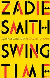 Swing Time ZAKŁADKA DO KSIĄŻEK GRATIS DO KAŻDEGO ZAMÓWIENIA