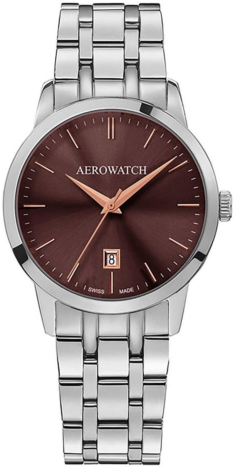 Aerowatch 42972-AA09-M > Wysyłka tego samego dnia Grawer 0zł Darmowa dostawa Kurierem/Inpost Darmowy zwrot przez 100 DNI
