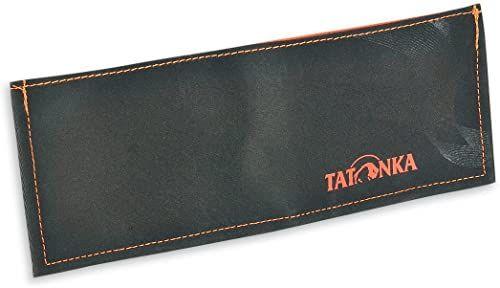 Tatonka Portfel HY Coin, czarny/pomarańczowy, 2880