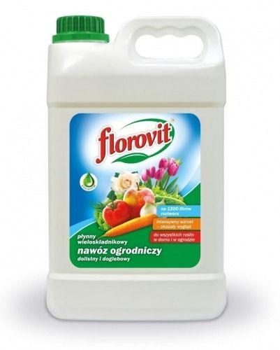 Nawóz uniwersalny  5 l florovit florowit