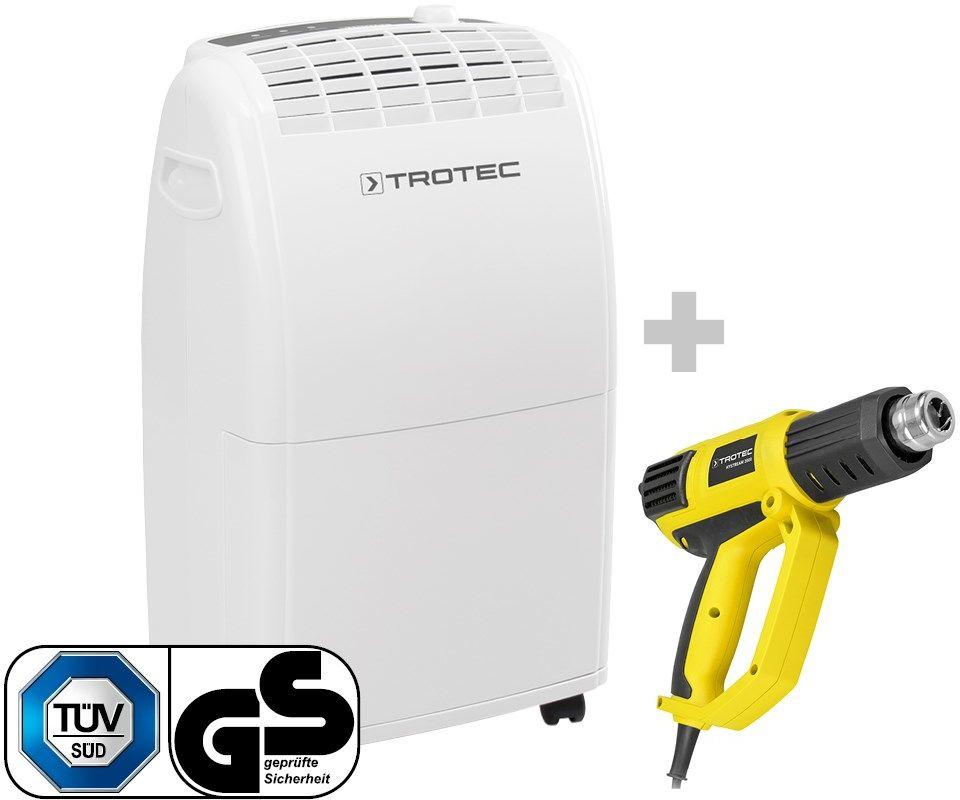 Osuszacz powietrza TTK 75 E + HyStream 2000