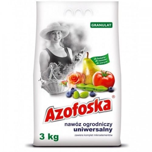 Nawóz uniwersalny  3 kg azofoska