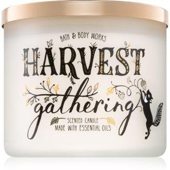 Bath & Body Works Harvest Gathering świeczka zapachowa II. 411 g