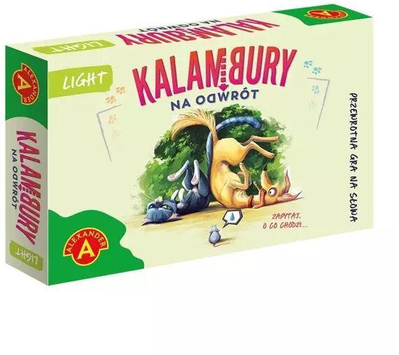 Kalambury na odwrót - Light ALEX - Alexander