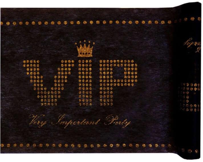 Bieżnik urodzinowy VIP - 5 m - 1 szt.