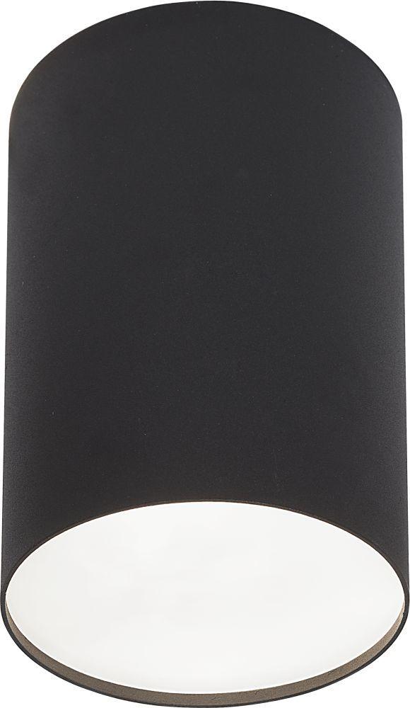 Plafon Point Plexi L 6530 Nowodvorski Lighting czarna oprawa sufitowa