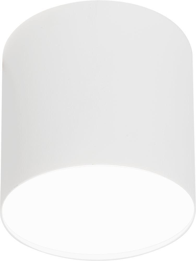 Plafon Point Plexi M 6525 Nowodvorski Lighting biała oprawa sufitowa