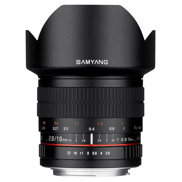 Obiektyw Samyang 10mm F2,8 Nikon AE