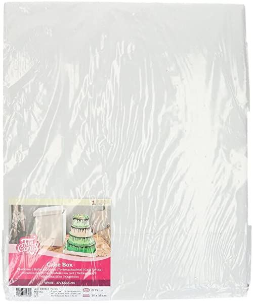 FunCakes F80165 pudełko na ciasto, papier