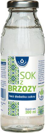 Sok z Brzozy 300ml - Oleofarm