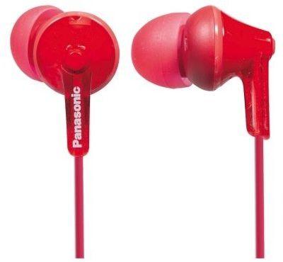 Słuchawki PANASONIC RP-HJE125E-R