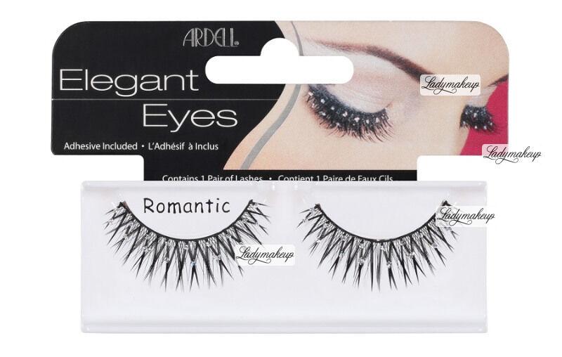 ARDELL - Elegant Eyes - Rzęsy na pasku - ROMANTIC
