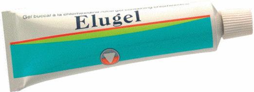 Elugel z chlorchexydyną, żel, 40 ml