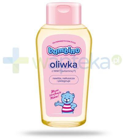 Bambino oliwka z witaminą F dla dzieci i niemowląt 150 ml