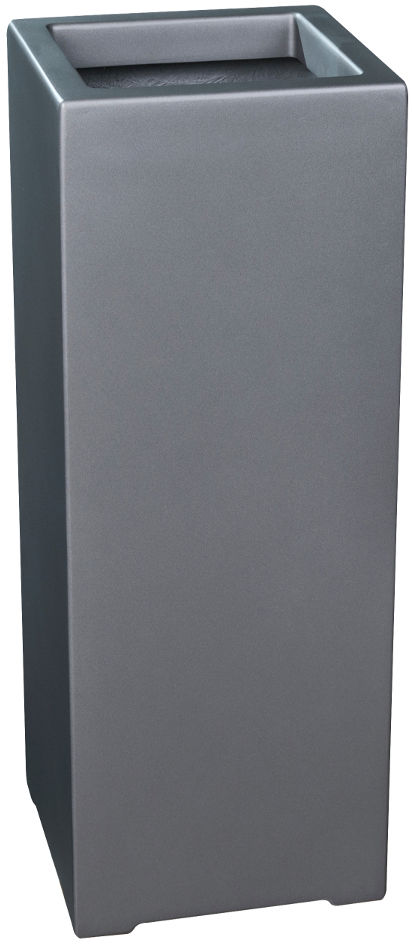 Donica z włókna szklanego D973B szary mat