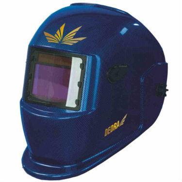 Przyłbica, Maska spawalnicza samościemniająca, 4 sensory DEDRA DES004